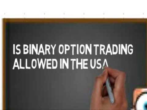 Binary options for usa