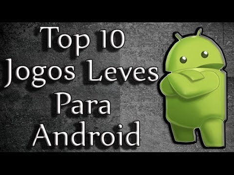 Top 10 jogos leves para android