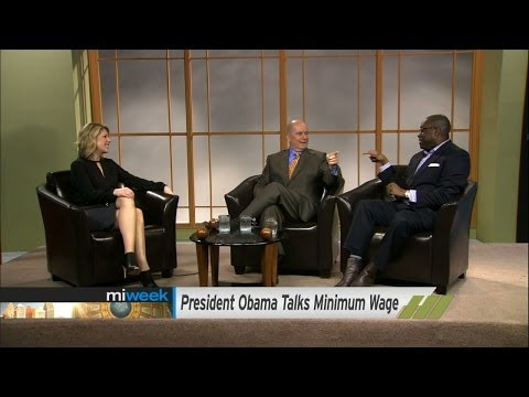 Political Shockers / GM in the Hot Seat / Bankruptcy Update / Presidential Visit