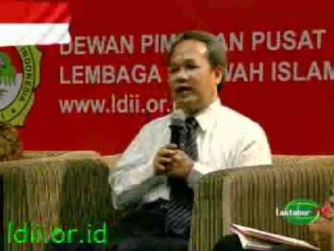DPP LDII Sarasehan Kebangsaan Bertajuk Pancasila, Hajriyanto Tohari - Lantabur TV