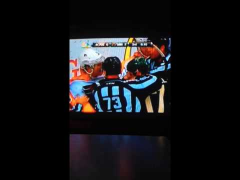 Philadelphia Flyers vs Minnesota Wild 12/2/2013 part 2