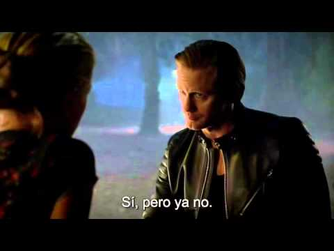 True Blood Season 7 Episode 9 - Eric tells Sookie about Bill's decision