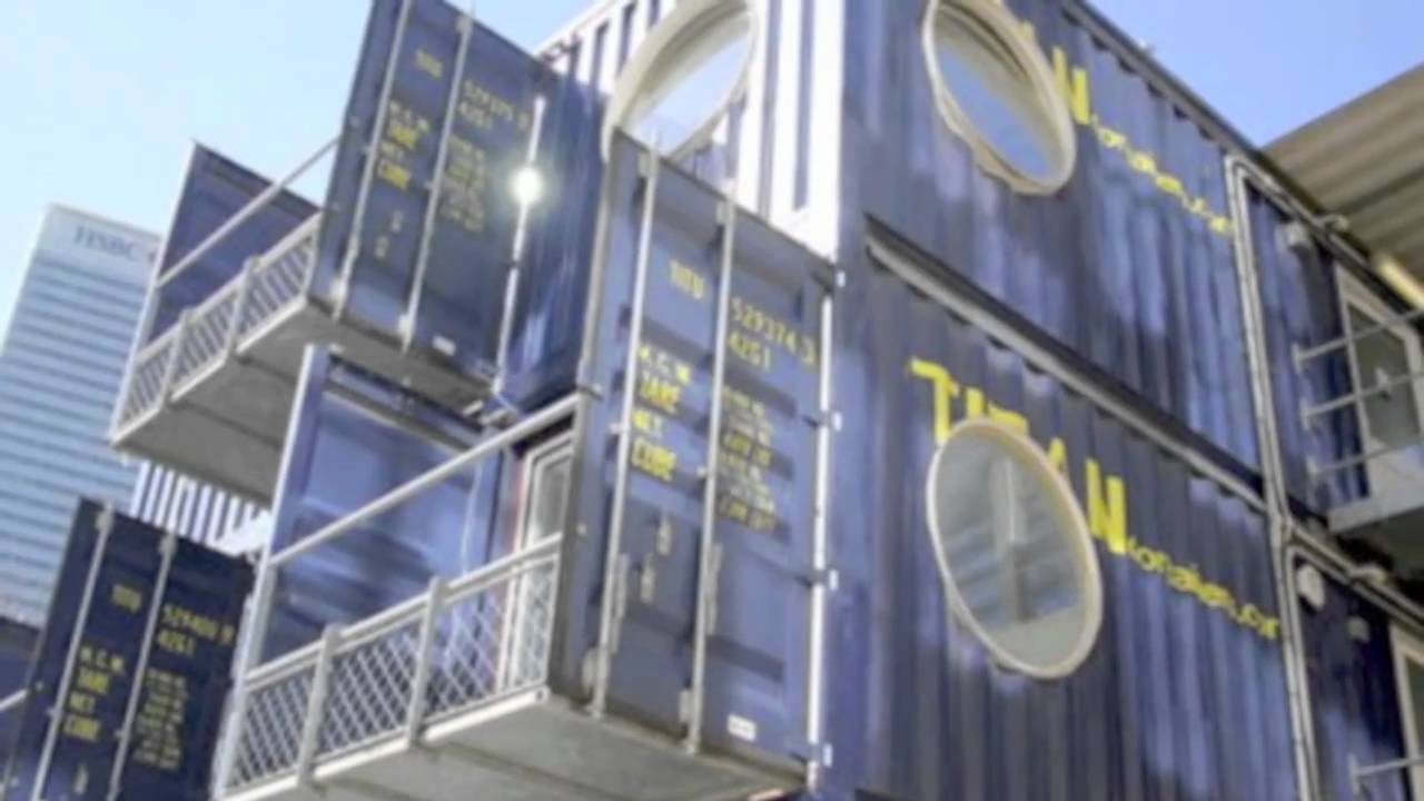 Shipping container homes youtube - Container homes youtube ...