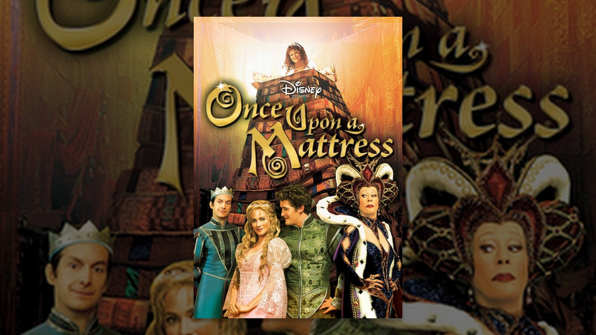 ... Once Upon A Mattress - YouTube ...