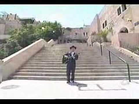 Sergio Lopes - O lamento de Israel