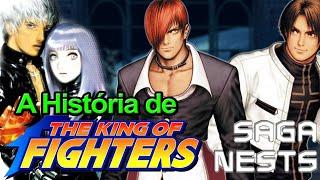A História De The King Of Fighter 2/3 Saga NESTS
