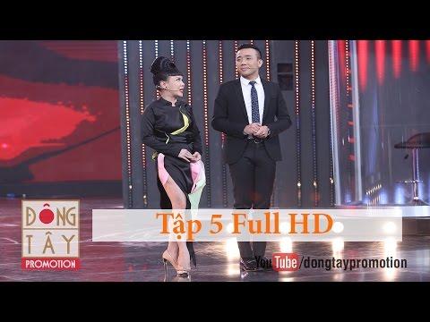ĐÀN ÔNG PHẢI THẾ | TẬP 5 FULL HD (27/11/15)