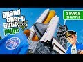Grand Theft Space NASA Space Shuttle Endeavour GTA 5 Space Mod Shuttle Launch GTA 5 Spaceship