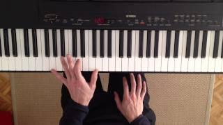 Curso De Acordes Para Piano. Clase 6. Cómo Acompañar Una