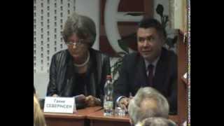 Ганне Северінсен: в Україні правосуддя є прикладним інструментом влади, як і за часів Сталіна