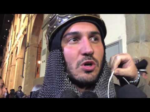129° Giostra del Saracino: vince Porta Crucifera con Fardelli e Vannozzi