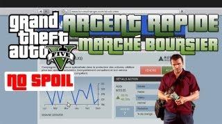 GTA 5 : Argent Rapide Et Facile Marché Boursier
