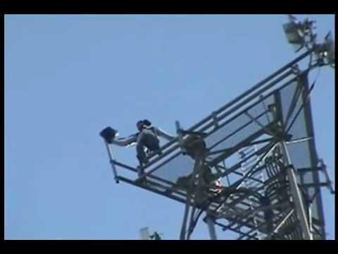 BASE Jumping da Antena - Balada APEB1