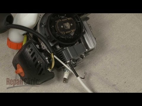 Ignition Coil Replacement (part #A411000130) - Echo String Trimmer Repair