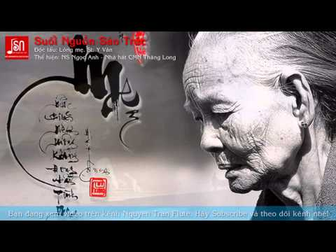 LÒNG MẸ - Sáo trúc Ngọc Anh | Độc tấu sáo trúc