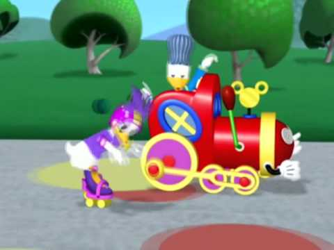 Rock N Ride N Rally Today - Music Video - Mickey Mouse Clubhouse - Disney Junior Official