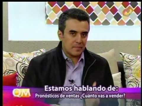 Pronóstico de Ventas por Fernando Carrillo en Televisa ¡Que Mañana!