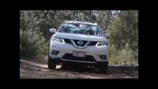 Nissan X Trail Video Test 2014 Allan Whiting