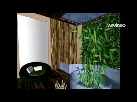 Animation for ID365 Interior Design III: Final Terra Boutique