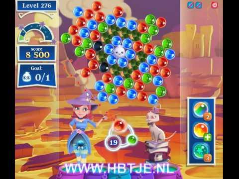 Bubble Witch Saga 2 level 276