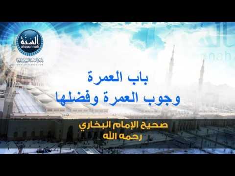كتاب العمرة وباب المحصر وباب فضل المدينة وكتاب الصوم