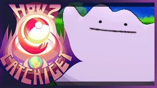 How & Where To Catch/get Ditto In Pokemon X And Y