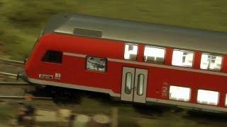 Modelleisenbahn Stockheim im Modellbahnhof Stockheim