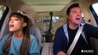 Carpool Karaoke: The Series — Ariana Grande & Seth MacFarlane Preview — Apple Music