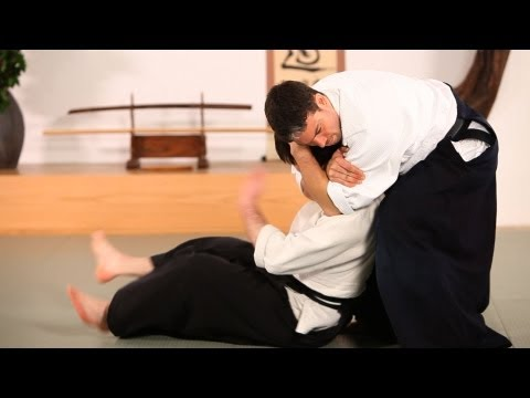 How to Do Kubishime | Aikido Lessons