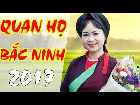Dân Ca Quan Họ Bắc Ninh Hay Mới Nhất 2017 | Album Thúy Cải P2