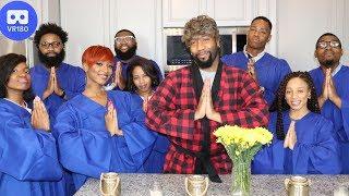 The Black Thanksgiving Anthem!  🦃😂 (VR180 Experience)   Random Structure TV