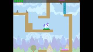 Adventure Ponies 8-Bit My Little Pony Game!