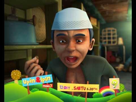 Promo Upin Ipin Musim 7 - Barang Silam [12 Oktober 2013, 6.30pm, TV9]