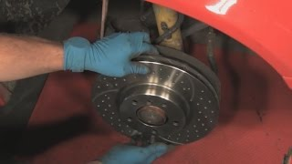 Replacing BMW/MINI Brake Rotors