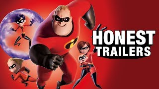 Honest Trailers - The Incredibles