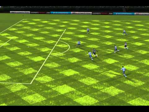 FIFA 14 iPhone/iPad - the Legends vs. Sydney FC