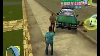 A Old Funny Clip From GTA Vice City