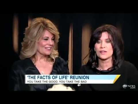 Facts of Life Cast on Good Morning America April 2011