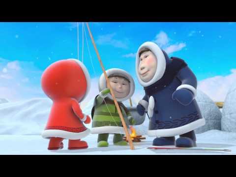 Eskimáčka séria 2. 5 - Šarkan