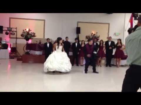 Father Daughter Surprise Dance Quinceanera | Fairytale Dances