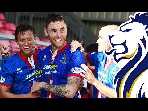 Red-hot Caley put on a show against Killie