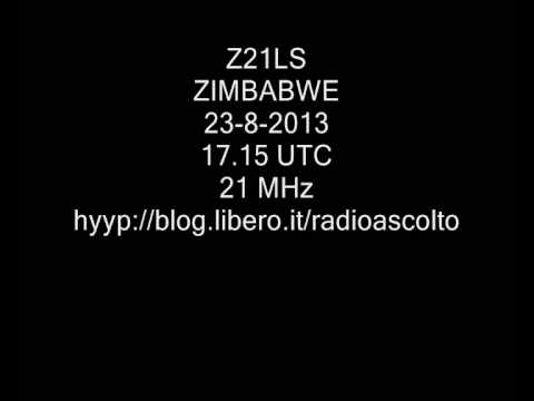 Z21LS AMATEUR RADIO STATION ZIMBABWE