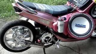 Yamaha Mio1 Secondsetup (PUT ON)MSC AND MBC