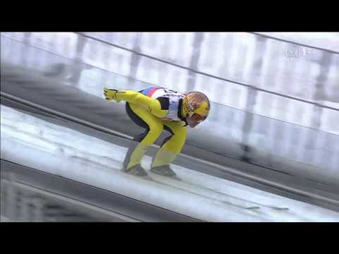 Planica Noriaki Kasai 2014-03-21 super jump second series135,5 m