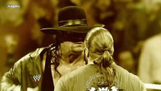 The Undertaker Vs. Triple H Wrestlemania 27 Promo (WWE RAW
