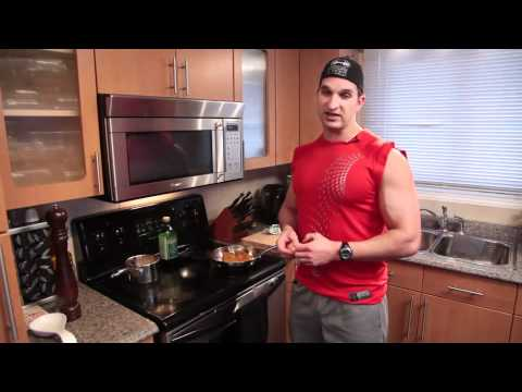 Pre Workout Nutrition: My Muscle Building Pre Workout Meal
