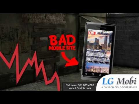 LG Mobi - The New Paradigm Shift Is MOBILE!