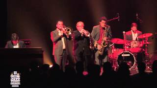 Lee Fields & The Expressions - Concert 2011