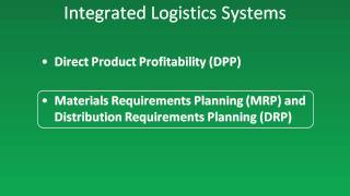 Just In Time (JIT), Logistics Systems And Supply Chain