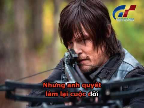 Làm Lại Cuộc Đời Karaoke   full beat Trịnh Đình Quang